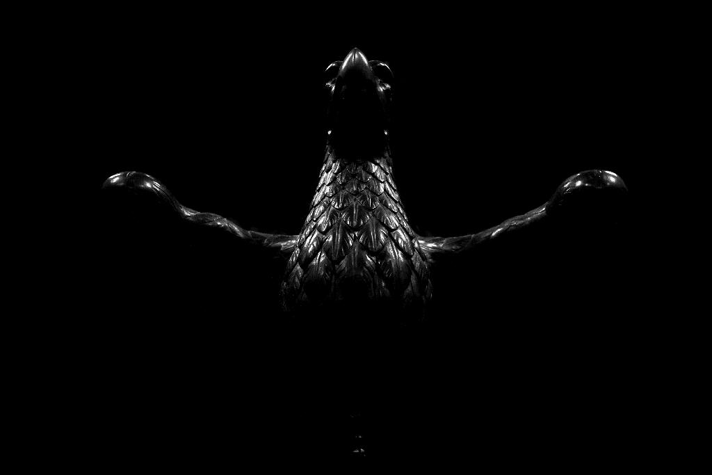 Eagle lectern