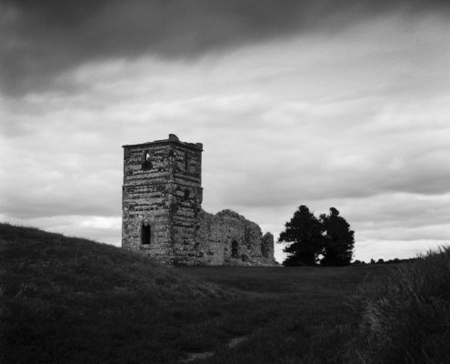 Knowlton Church | Lubitel 166