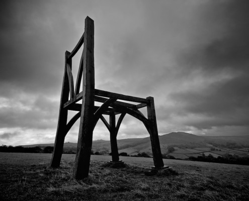 Giant's Chair by John Compiani