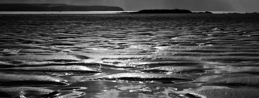 Bigbury-on-sea by John Compiani