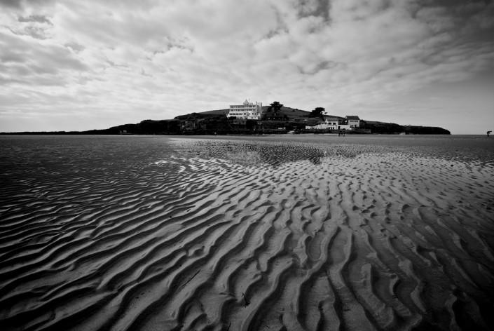 Burgh Island by John Compiani